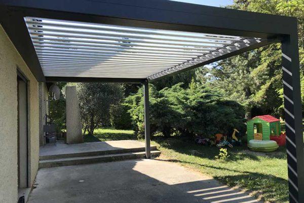 Installation d'une pergola bioclimatique, faites le choix du confort et de l'esthétique