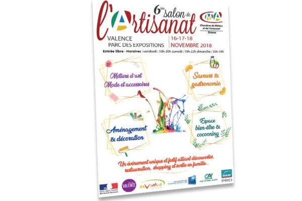 Véranda Gourdon au Salon de l'Artisanat de Valence les 16, 17, 18 novembre… Venez nombreux !