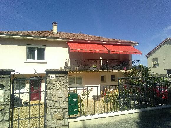 Pose de stores de terrasse Valence